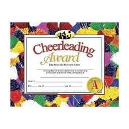 Cheerleading Award (Set of 30)