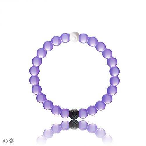 Lokai Purple Limited Edition Bracelet - Size Small