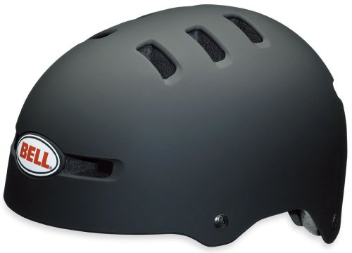 Bell Faction Bike Helmet (Matte Black, Small)