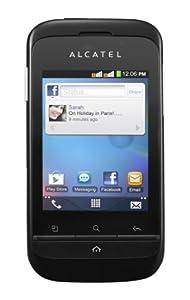 Alcatel OT 903D Smartphone Nero