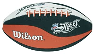 Wilson NFL Street Orange American Football (Old Version