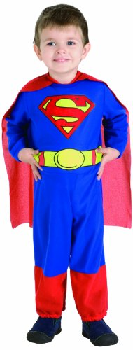 Superman Toddler Costume front-782456