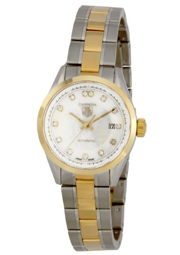 TAG HEUER CARRERA LADIES WATCH WV2450.BD0797