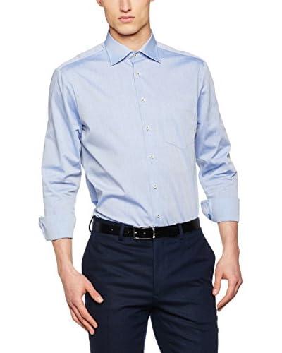Seidensticker Camicia Formale [Blu]