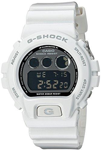 G-Shock 6900 Mirrored Metallics White