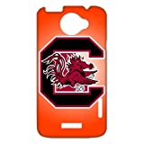 South Carolina Gamecocks Logo Shining Orange HTC One X On Your Style Christmas Gift Cover Case at Amazon.com