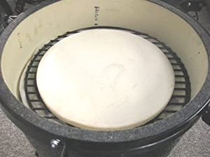 Baking / Pizza Stone for Big Green Egg Grill & Other Kamado Grills