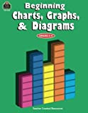 img - for Beginning Charts, Graphs & Diagrams, Grades 2-4 book / textbook / text book