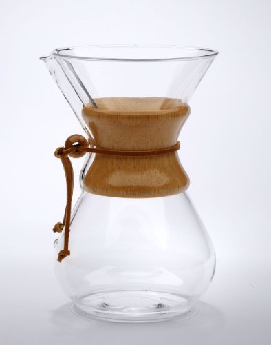 Chemex Coffee Maker Parts : Chemex Glass Coffeemaker by Espresso Parts from Coffee Maker World