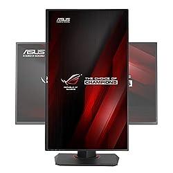 ASUS エイスース 27型ワイド ゲーミング ディスプレイ PGシリーズ ( 2,560×1,440 WQHD / TNパネル / 1ms / G-SYNC対応 ) PG278Q