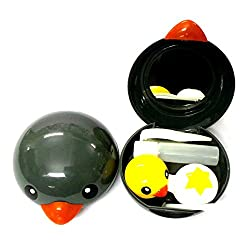 ARCADIO Contact Lens Designer Cases_ Ducks _A8087GY