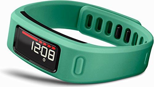 Garmin Vivofit HRM - Pulsera de fitness con pulsómetro, color verde