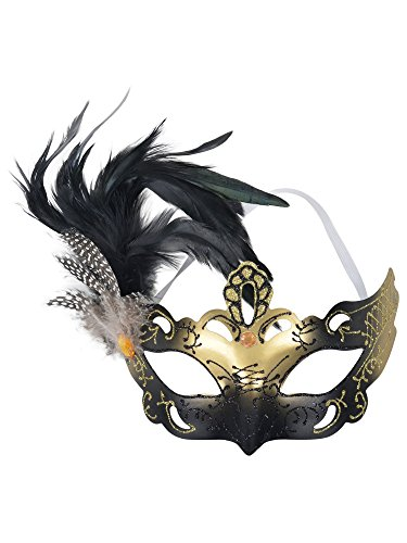 Simplicity Mardi Gras Carnival Venetian Costume Masquerade Party Prom Eye Mask