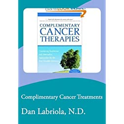 Complimentary Cancer Treatments