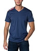 GEOGRAPHICAL NORWAY Camiseta Manga Corta Snht (Azul)