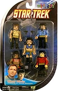Diamond Select Toys Star Trek The Original Series Mirror Mirror Minimates Box Set