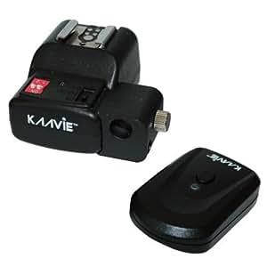 Channel 4 PT-04 Radio sans fil Déclencheur de Flash avec porte-parapluie pour Nikon Canon Pentax Olympus Blitz
