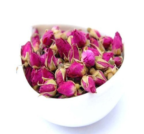 Rosebud Tea - Loose Leaf - By Nature Tea (4 Oz)