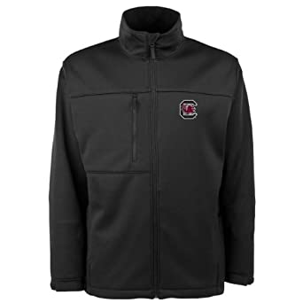 NCAA South Carolina Gamecocks Traverse Jacket Mens by Antigua