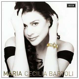 Maria - Bartoli / Fisher - CD