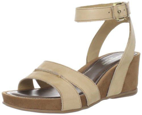 Naturalizer Women's Panya Ankle-Strap Sandal,Sand,8.5 M US