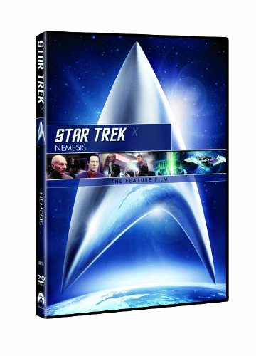 Star Trek X: Némesis [DVD]