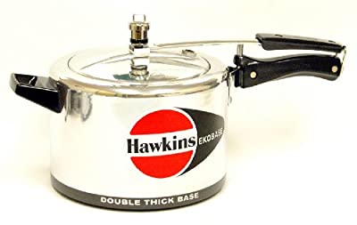 Hawkins Ekobase 3.5 Liters Aluminum Pressure Cooker by Mercantile International