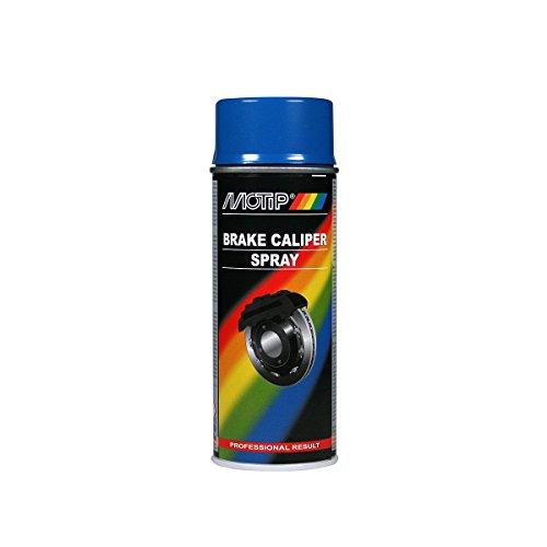 Motip-04099-Bombe-de-Peinture-pour-trier-Frein-400-ml-Bleu