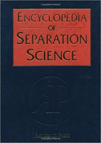 Encyclopedia of Separation Science, Ten-Volume Set