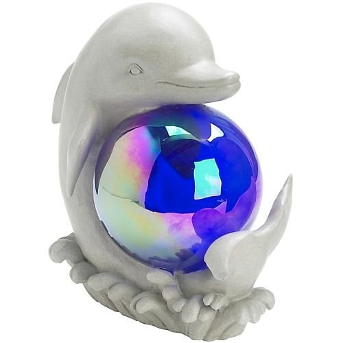 Dolphin Gazing Ball