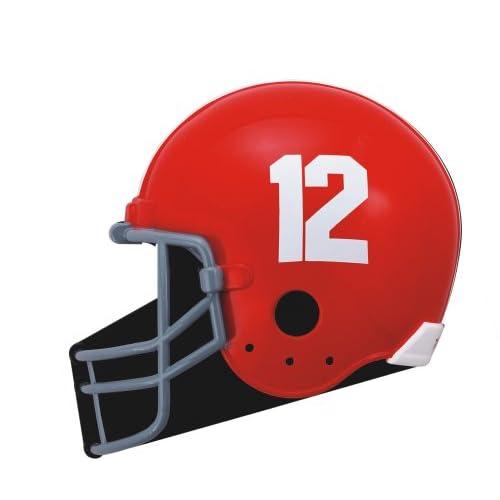 Bully CR H908 Alabama Crimson Tide College Helmet Hitch Cover