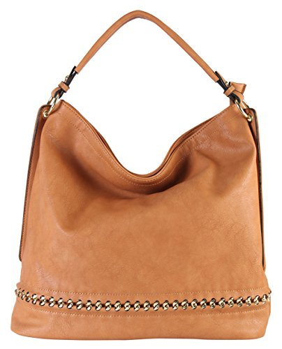rimen-co-pu-leather-hobo-large-purse-bag-women-woman-handbag-accented-metal-chain-on-the-bottom-wy-2