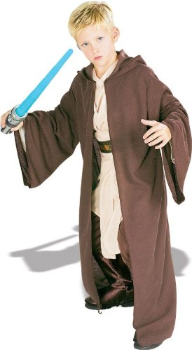 Jedi Robe Deluxe Child Costume (Large)