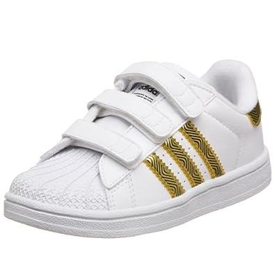 Amazon.com: adidas Originals Infant/Toddler Superstar 2 CMF Sneaker