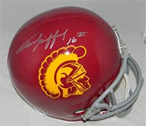 Frank Gifford Autographed Signed Usc Trojans Full Size Helmet - JSA Certified -... by Sports+Memorabilia