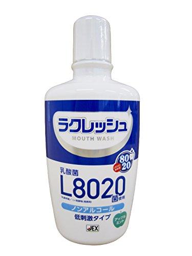 ラクレッシュL8020菌入 マウスウォッシュ300