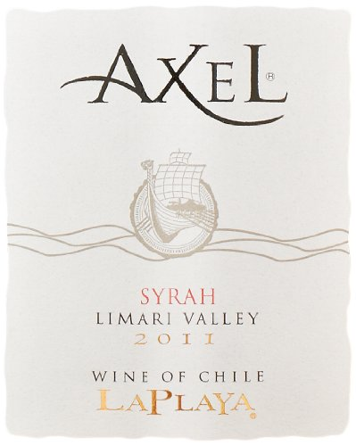 2011 Axel Chile Syrah 750 Ml