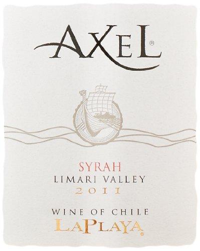 2011 Axel Chile Syrah 750 Ml