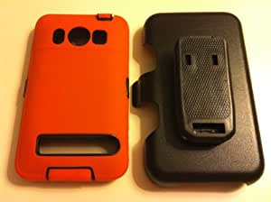 NEW Defender Series Defender Case for HTC EVO 4g Kick Stand for Hands Free Viewing Generic Otterbox Defender Series Black