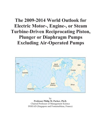 The 2009-2014 World Outlook For Electric Motor-, Engine-, Or Steam Turbine-Driven Reciprocating Piston, Plunger Or Diaphragm Pumps Excluding Air-Operated Pumps front-579915