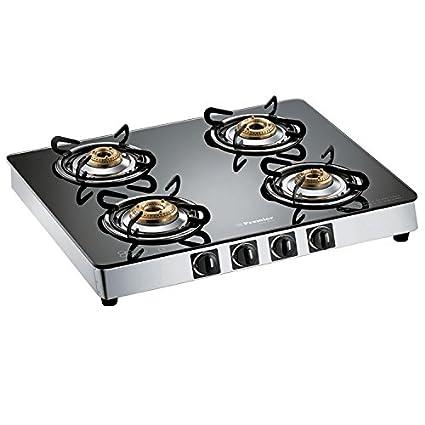 Premier-Trendy-Black-4GX-4-Burner-Gas-Cooktop