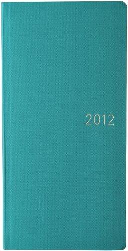 ほぼ日手帳 2012 WEEKS(げんきな色・ブルー)