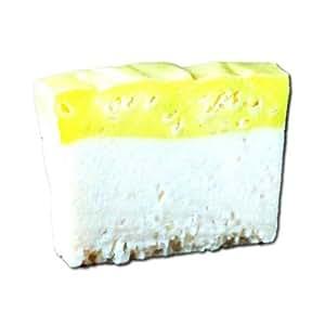 Mia's Wish Soap Bar, Lemon Verbena with Sea Salt, 2 Count