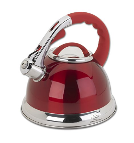 Red Electric Tea Kettle