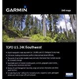Garmin MapSource TOPO! US 24k Southwest Topographic Coverage of Utah, Colorado, Arizona, and New Mexico (DVD)