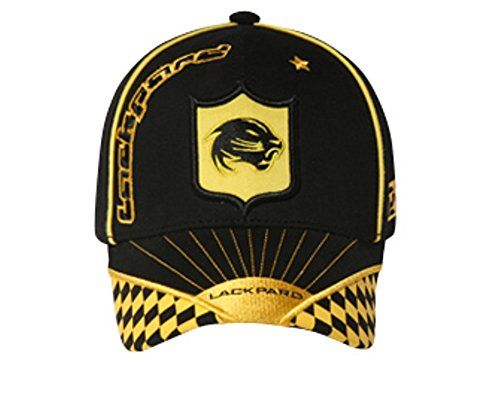 Hats & Caps Shop 3D Logo in Shiels Racing Pattern Cap - By TheTargetBuys