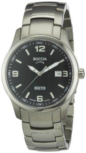 Boccia Sport 3530-06 Gents Watch with Metal Strap
