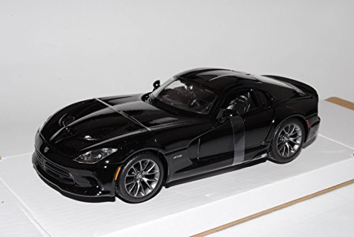 dodge-viper-srt-gts-schwarz-coupe-ab-2013-3-generation-1-24-maisto-modell-auto