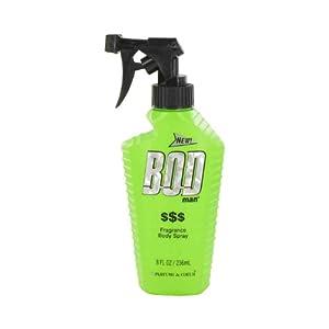 Bod Man Money By Parfums De Coeur Body Spray 8 Oz For Men