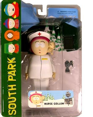Picture of Mezco South Park: Nurse Gollum Figure (B000YGDYRQ) (Mezco Action Figures)
